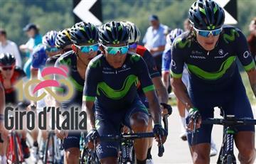 Giro de Italia: Nairo y los colombianos van así tras etapa 11