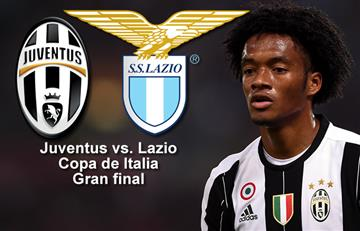 Juventus vs. Lazio EN VIVO