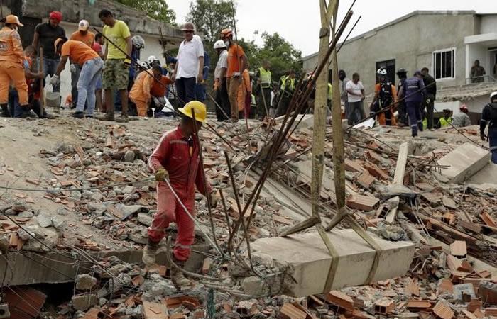 Procuraduría suspende al alcalde de Cartagena por desplome de edificio