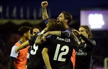 Real Madrid a un paso de quedarse con la Liga