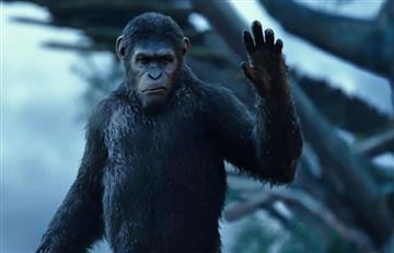 El Planeta de los simios: La cinta lanza nuevo trailer