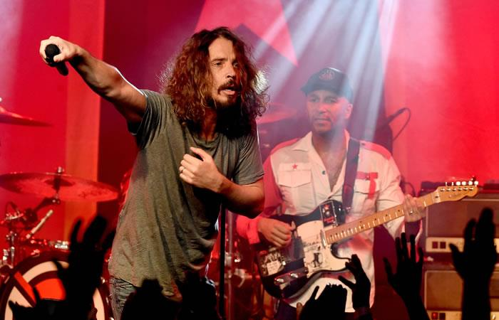 Chris Cornell: El mundo del rock lamenta su repentina partida