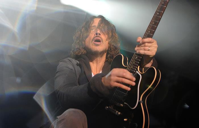 Chris Cornell murió a los 52 años durante gira con Soundgarden