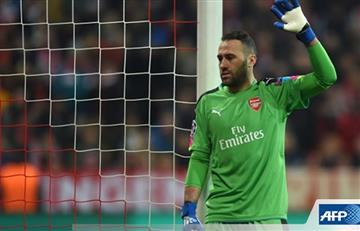 David Ospina habría pedido su salida del Arsenal