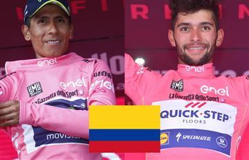 Giro de Italia: Colombia logra impactante registro mundial