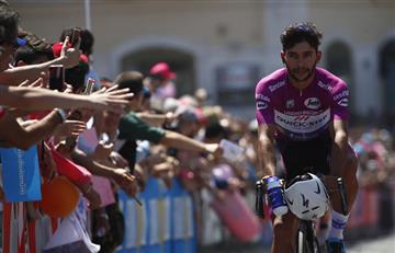 Giro de Italia: Lo que usted no vio de la victoria de Fernando Gaviria