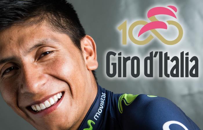Giro de Italia: Nairo y los colombianos van así tras etapa 12