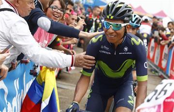 """Nairo Quintana: Acusan al colombiano de ser un """"tirano"""" en el Movistar"""