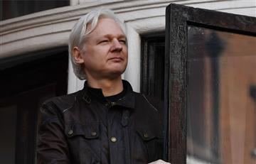 """Assange celebra """"importante victoria"""" tras caso archivado de violación"""