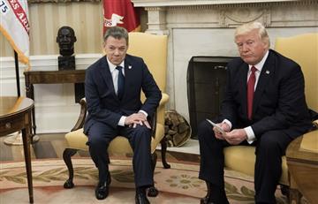 Donald Trump visitaría Colombia en noviembre