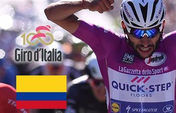 Gaviria logra registro histórico para el ciclismo colombiano