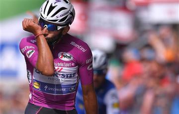 Giro de Italia: ¡Histórico! Gaviria gana la etapa 13 y logra 4ta victoria