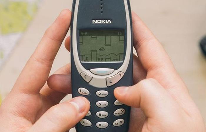 Nokia 3310. Foto:Twitter
