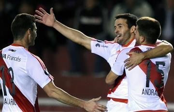 River Plate imparable en la Copa Libertadores