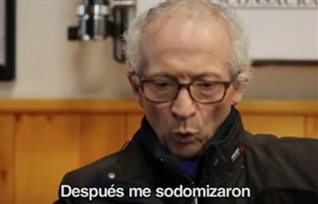 Video: El desgarrador testimonio de las víctimas de pederastia