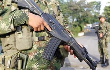 Bogotá: Soldados del Ejército estarían involucrados en un intento de asalto