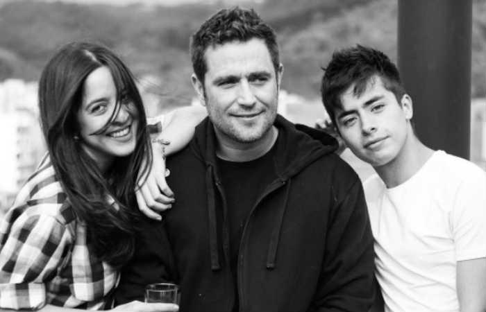 Javier Ramírez, el actor que halló a su padre tras 23 años de abandono