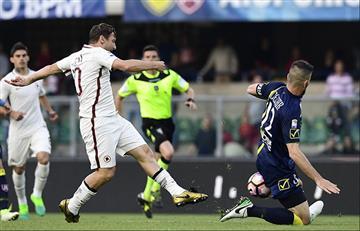 Juventus aplaza un día más su campeoanato de la Serie A