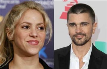 Shakira y Juanes por fin cantan juntos