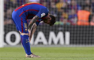 Barcelona se despidió de la Liga con una victoria