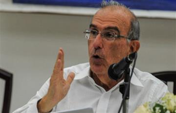 """Humberto De la Calle: Fallo de corte pone en """"jaque"""" paz con las Farc"""
