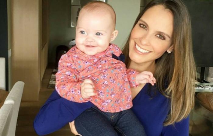 Laura Acuña renunció a este programa para estar más tiempo con su hija