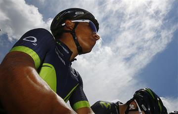 Nairo Quintana y su balance después de la etapa 15