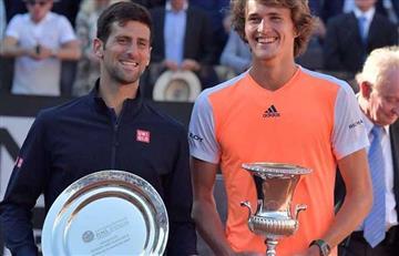 Novak Djokovic confirma a André Agassi como su entrenador