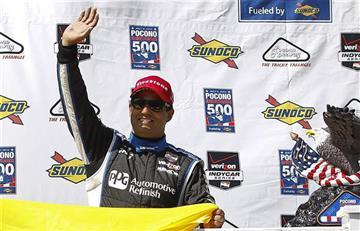 500 Millas de Indianápolis: Montoya saldrá en esta posición