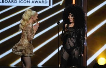 Billboard 2017: Cher hizo de la gala una noche excelente