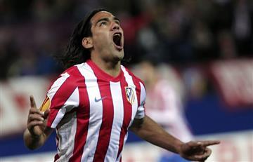 Falcao García: Hinchas del Atlético de Madrid lo piden devuelta