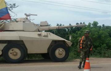 Gobierno de la Guajira desmiente que vehículos militares esten en la frontera