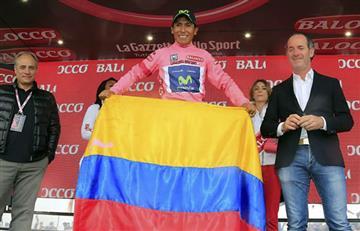 Nairo Quintana te dice por qué no hay que perder las esperanzas en el Giro