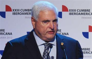 Panamá: Interpol aprueba captura contra expresidente Ricardo Martinelli