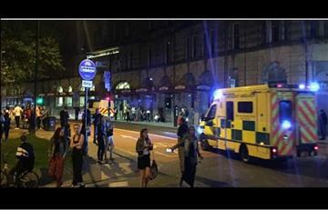 Reino Unido: Dos explosiones en Manchester
