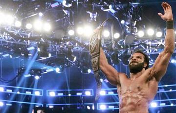WWE: Randy Orton perdió el campeonato mundial en Backlash