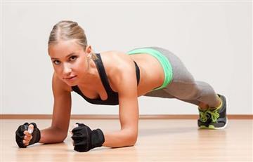 Cinco ejercicios para aumentar y tonificar el busto