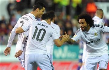 Cristiano Ronaldo y Marcelo impedirían que James Rodríguez se marche