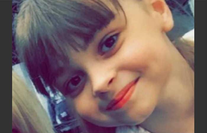 En el atentado en Mánchester murió una niña de ocho años