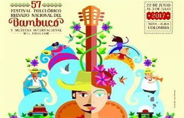 Programación del Festival Folclórico y Reinado Nacional del Bambuco 2017
