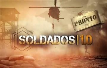 RCN lucha por el rating con su reality 'Soldados 1.0'