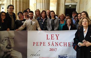 Senado aprueba la ley 'Pepe Sánchez' para los artistas colombianos