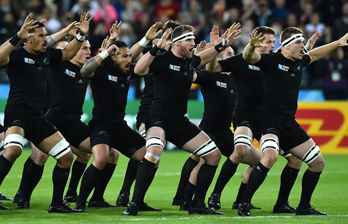 All Blacks reciben premio Princesa de Asturias de Deportes
