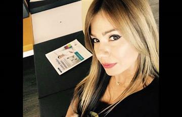 Esperanza Gómez se viste para hablarle de sexo a las mujeres