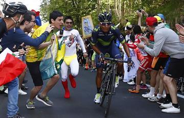Giro de Italia: Nairo y los colombianos van así tras etapa 17