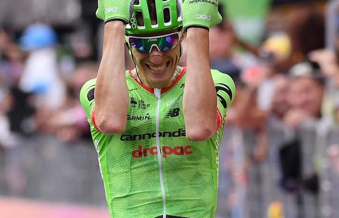 Giro de Italia: Rolland se queda con la etapa 17