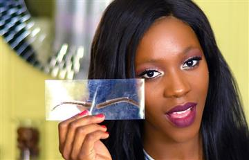 Instagram: Pelucas para cejas, la nueva tendencia en maquillaje