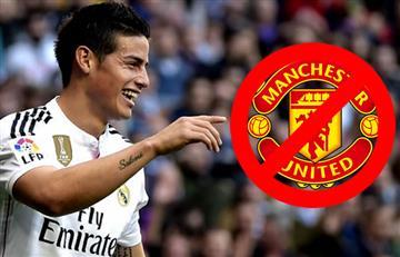 James Rodríguez: Este equipo estaría más cerca que el Manchester United
