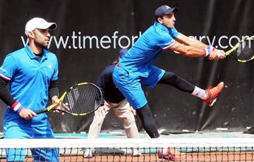 Juan Sebastián Cabal y Robert Farah a la semifinal del ATP 250