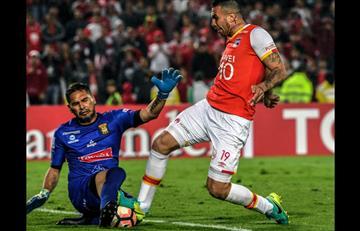 Santa Fe empata y se despide de la Copa Libertadores